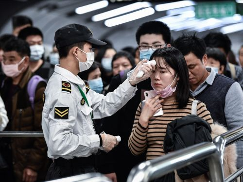 A scientist warns we haven't seen the worst of the Wuhan coronavirus - it could reach 10 times the scale of the SARS outbreak and peak in March