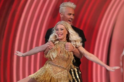 DOI's Matt Evers says living with Denise Van Outen is like being at luxury hotel