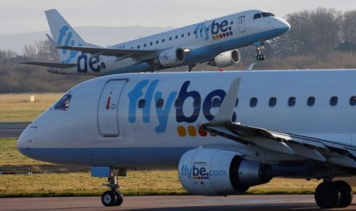 Javid tells Ryanair chief: 'No tax holiday for Flybe'