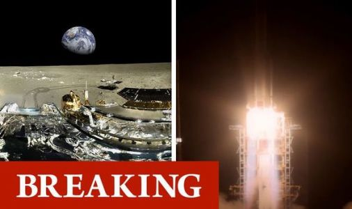 China Moon landing: Chang'e 5 touches down on the Moon for historic sample collection