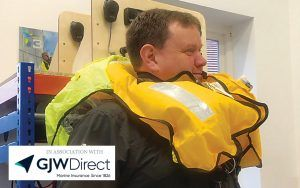 How to: service your lifejacket