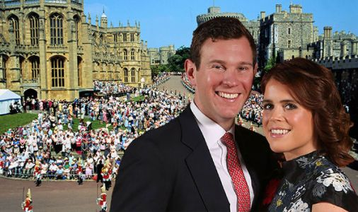 Princess Eugenie wedding 2018: What time is royal wedding on October 12th?