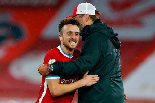 Jurgen Klopp appears to confirm Diogo Jota plan after first Liverpool goal