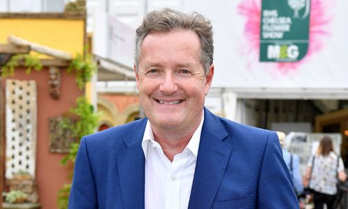 Piers Morgan stuns fans with unseen photo of his lookalike brother