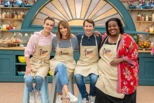 Who won Star Baker on The Great Celebrity Bake Off SU2C this week?
