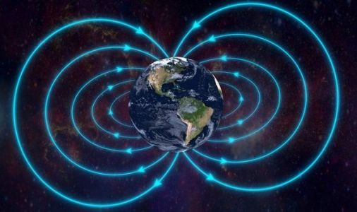 Earth's magnetic field could be moving MUCH faster than thought - implications for life