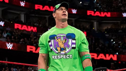 John Cena makes WWE return for Clash of Champions video to open special event