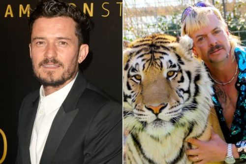 Orlando Bloom 'in talks to play Joe Exotic' in film based on Tiger King