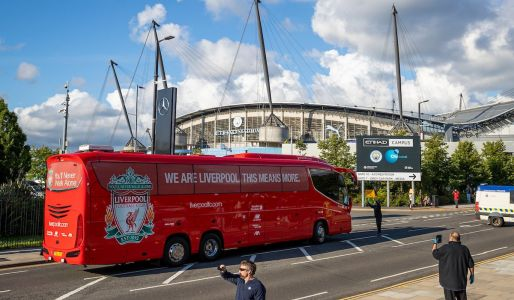 LIVE: Man City vs. Liverpool - Follow the Reds' first game as champions here