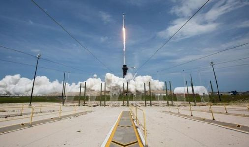 NASA SpaceX launch: NASA heralds 'new era' of human spaceflight