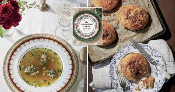 A Downton Abbey Christmas cookbook is coming for all your festive baking needs