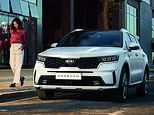 Kia's new seven-seater Sorento SUV is a triumph, says RAY MASSEY