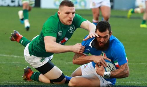 Coronavirus: Ireland-Italy Six Nations rugby match postponed