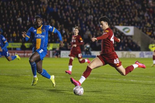 Video: Watch the goals and highlights from Shrewsbury 2-2 Liverpool