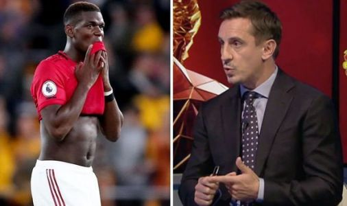 Gary Neville 'fuming' at Paul Pogba and Man Utd for penalty miss - 'Something's not right'