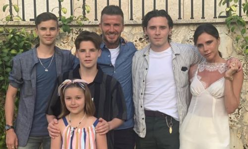 Victoria Beckham just made this sweet treat for her kids - and they loved it