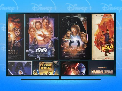 Every Star Wars movie and show you can stream on Disney Plus - from 'A New Hope' to 'The Rise of Skywalker' and 'The Mandalorian'