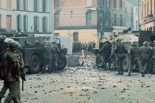Bloody Sunday - no further charges against former soldiers, say NI prosecutors
