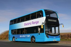 Electric vehicles advance as part of the transport answer