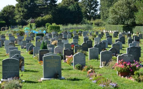 """Nicknames including """"popsicle"""" banned on gravestones at Church of England church"""