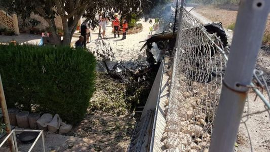 At least five dead after helicopter and plane collide in Majorca