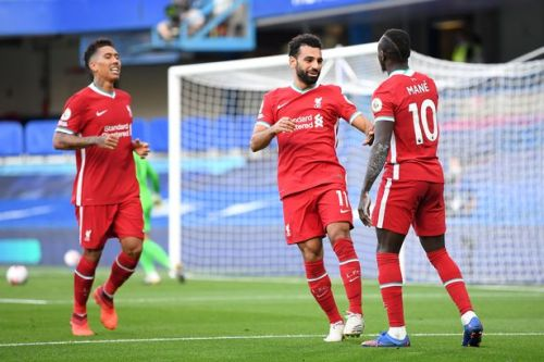 Michael Owen identifies Sadio Mane and Mohamed Salah moment in Liverpool win