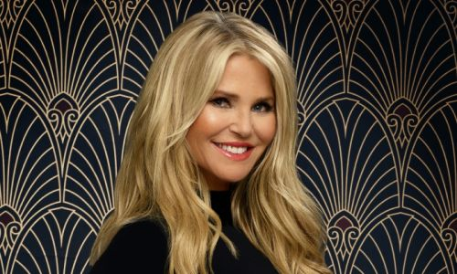 Christie Brinkley is a water nymph in stunning celebratory swimsuit photo