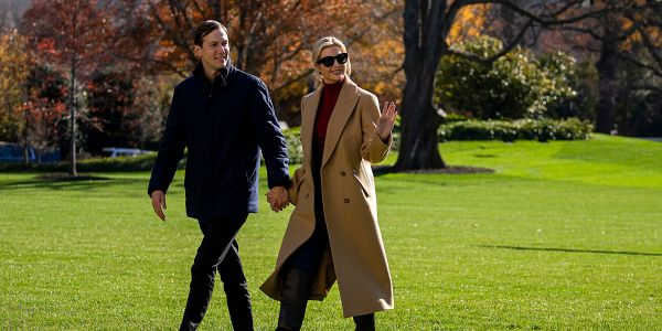 Ivanka Trump and Jared Kushner spent $100K of taxpayer money renting a bathroom so Secret Service agents didn't have to use theirs