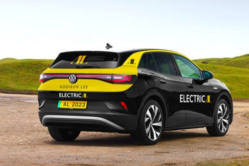Addison Lee taxi fleet is going electric with the Volkswagen ID.4