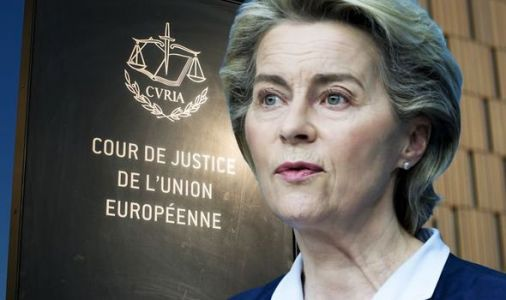 EU bitterness exposed: Brussels has 136 legal proceedings against UK - 46 since we left