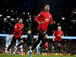 Manchester City 1-2 Manchester United: Marcus Rashford and Anthony Martial strike