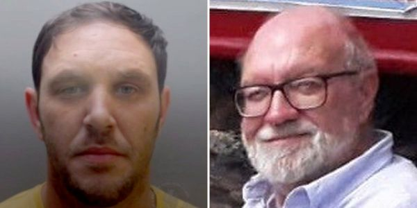 Crossbow killer murdered retired lecturer, 74, as he adjusted his satellite dish