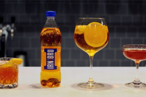 See why gin and irn-bru make the perfect combo with these cocktail recipes