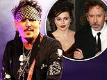Johnny Depp seeks refuge with pals Helena Bonham-Carter and Tim Burton amid fallout from divorce
