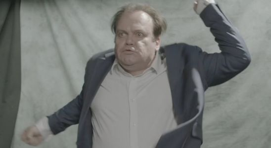EastEnders' Shaun Williamson takes a pill, snorts a 'tiny version of himself' and hallucinates in vid for club anthem