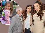 Tamara Ecclestone reveals her daughter, 6, predicted Bernie was to become a father again aged 89