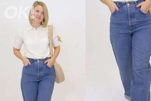 We tried on the 4 new fashion jeans styles from Topshop