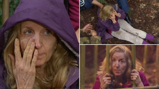 Gillian McKeith claims she has PTSD after I'm A Celebrity bushtucker trials and infamous fainting spell