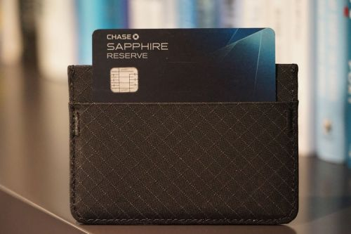 I stopped using my debit card 3 years ago to put everything on my Chase Sapphire Reserve, and it's one of the best decisions I've made for my money