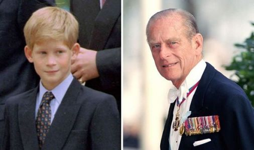 Prince Philip protected Prince Harry in expletive-filled rant at Downing Street aides