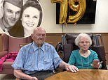 Centenarian couple believes Hershey's chocolate is the secret to their 79-year marriage
