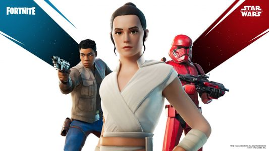 Fortnite offers new Star Wars freebies and exclusive movie preview