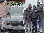 Rich Kids Go Skint: Millionaire's son wears head to toe designer gear for trip to the food bank
