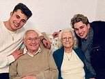AJ Pritchard's girlfriend Abbie Quinnen believes robin that visited I'm A Celeb was his grandmother