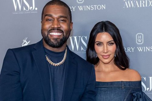 Kim Kardashian and Kanye West ignore marriage issues in birthday post