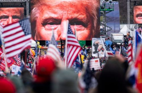Trump's Legacy: 2 Impeachments, An Insurrection, Countless Lies And Corruption