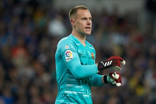 Bayern Munich 'plan world record bid' for Barcelona keeper Marc-Andre ter Stegen