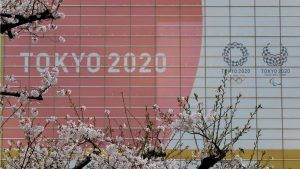 A new date for the Tokyo 2020 Olympics has been set