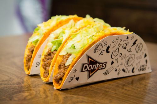 Taco Bell is giving out free Doritos Locos Tacos in the UK on Friday