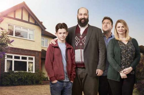When is Channel 4 comedy Home back on TV?